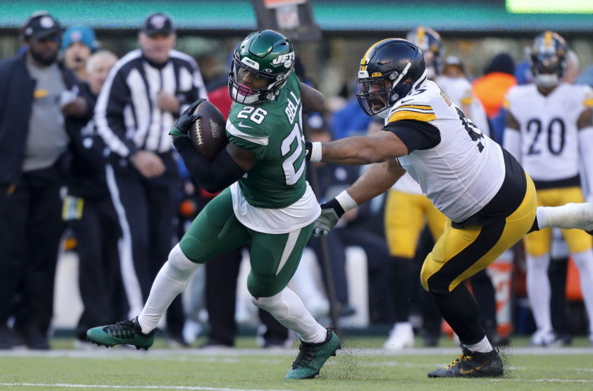 Le'Veon Bell, New York Jets. (Photo by Jim McIsaac/Getty Images)