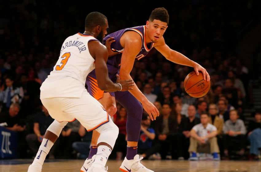Devin Booker, Phoenix Suns. (Photo by Jim McIsaac/Getty Images)