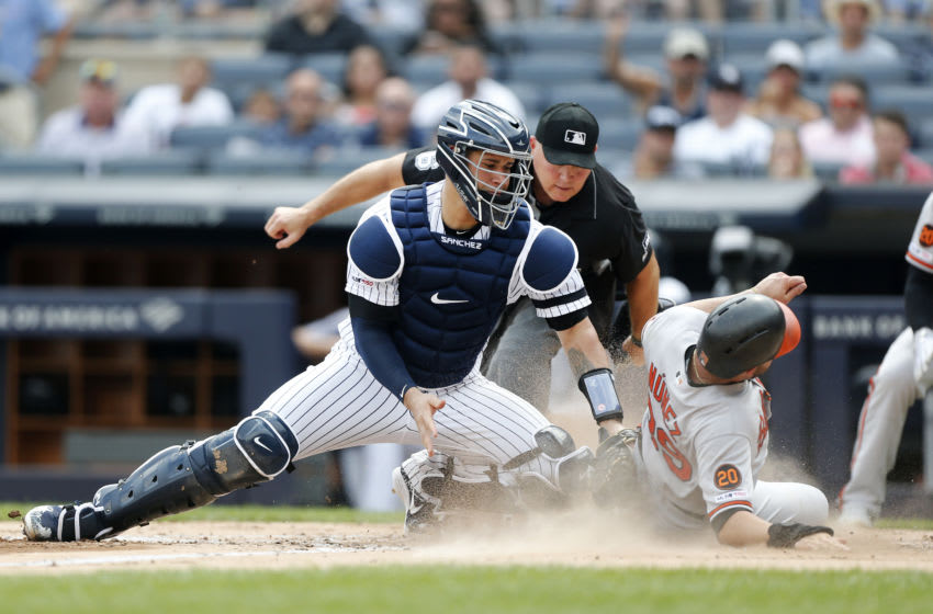 Gary Sanchez, New York Yankees. (Photo by Jim McIsaac/Getty Images)