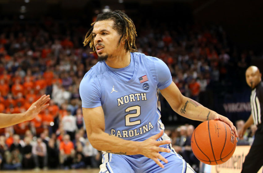 Cole Anthony, North Carolina Tar Heels. (Photo by Ryan M. Kelly/Getty Images)