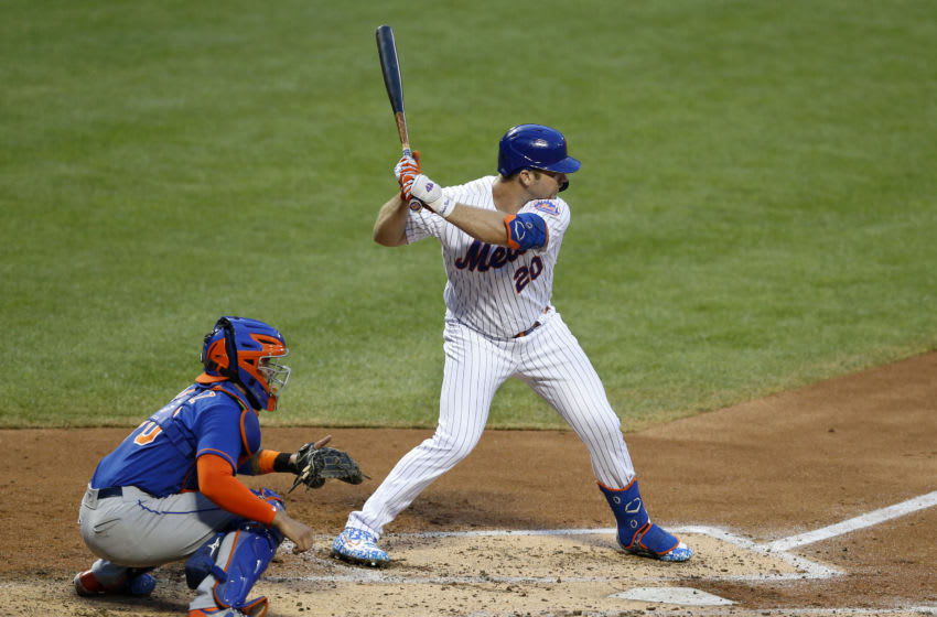 Pete Alonso, New York Mets. (Photo by Jim McIsaac/Getty Images)