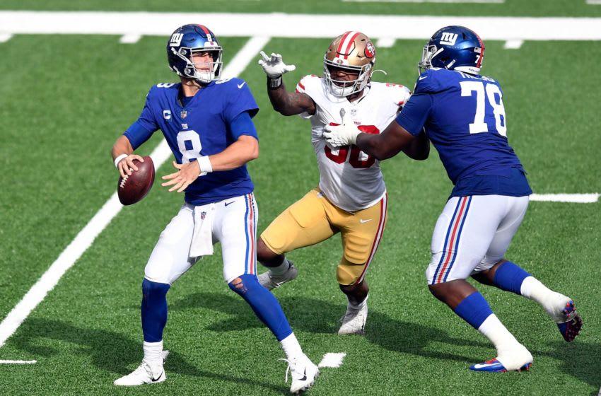 Daniel Jones, New York Giants.