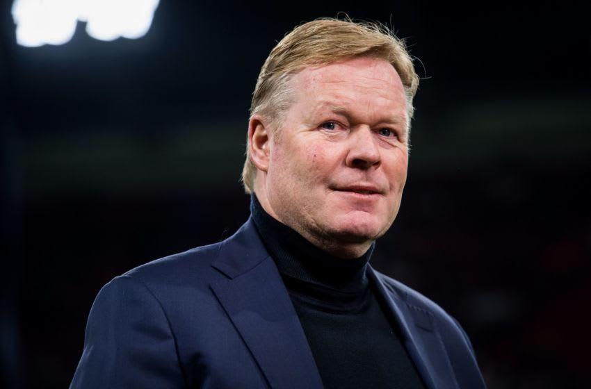 Holland coach Ronald KoemanPhoto by ANP Sport via Getty Images)