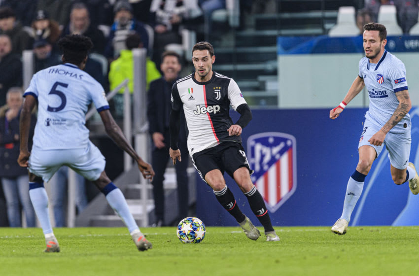 Mattia De Sciglio of Juventus targeted by Barcelona (Photo by Marcio Machado/Eurasia Sport Images/Getty Images)