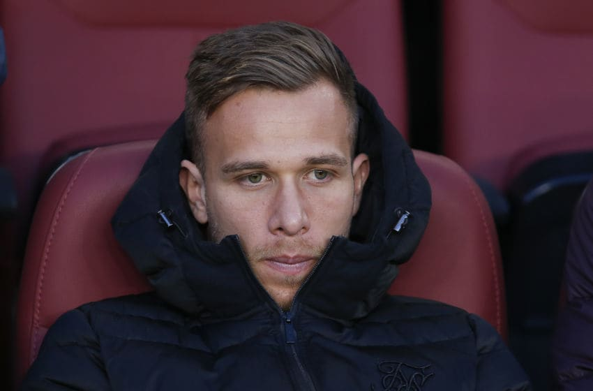 Arthur Melo of FC Barcelona. (Photo by Eric Alonso/MB Media/Getty Images)
