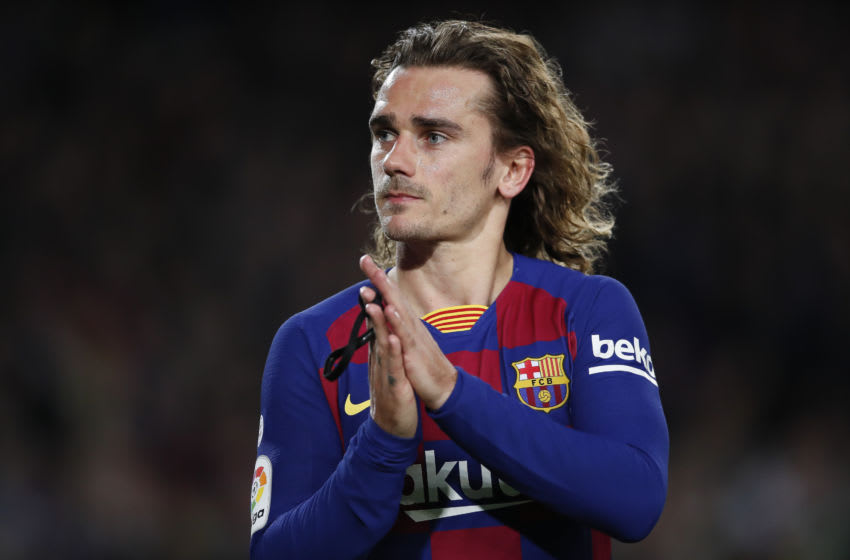 Griezmann of FC Barcelona (Photo by Eric Alonso/MB Media/Getty Images)