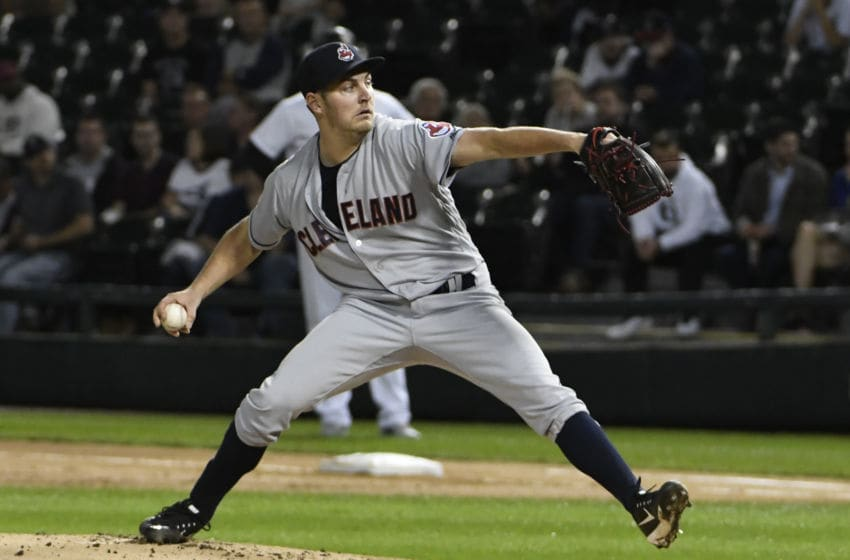 Cleveland Indians Trevor Bauer (Photo by David Banks/Getty Images)