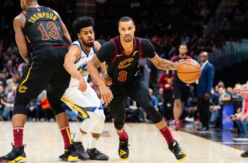 Cleveland Cavaliers George Hill (Photo by Jason Miller/Getty Images)