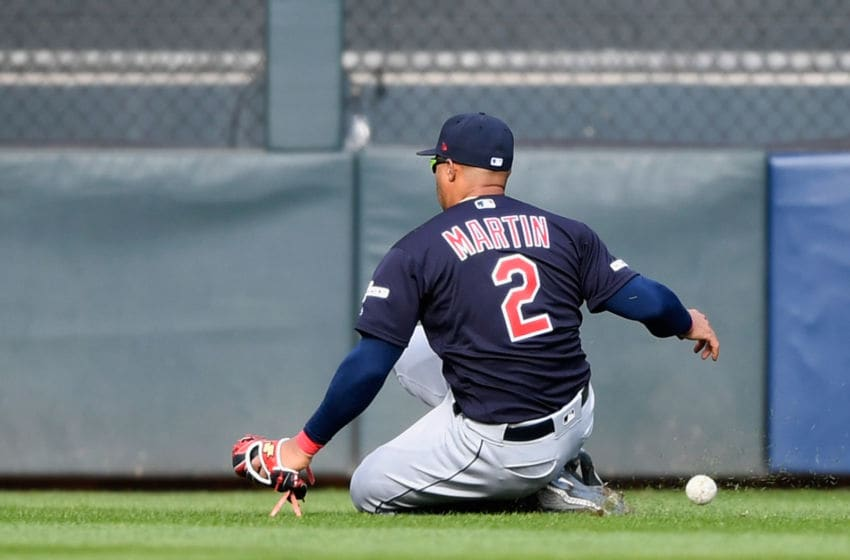 Cleveland Indians Leonys Martin (Photo by Hannah Foslien/Getty Images)
