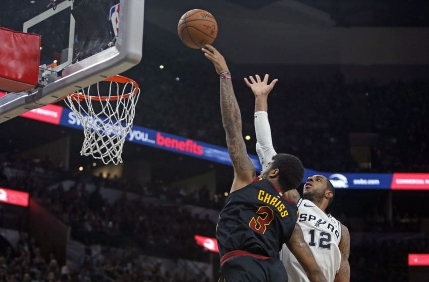 Cleveland Cavaliers Marquese Chriss (Photo by Ronald Cortes/Getty Images)