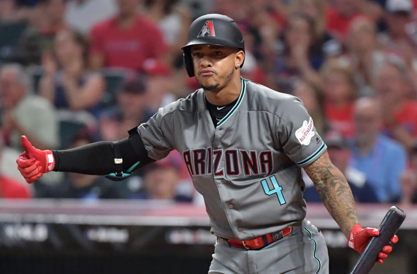 Cleveland Indians Ketel Marte (Photo by Jason Miller/Getty Images)