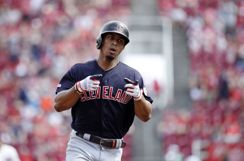 Cleveland Indians Francisco Lindor (Photo by Joe Robbins/Getty Images)