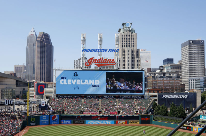 Cleveland Indians (Photo by Joe Robbins/Getty Images)