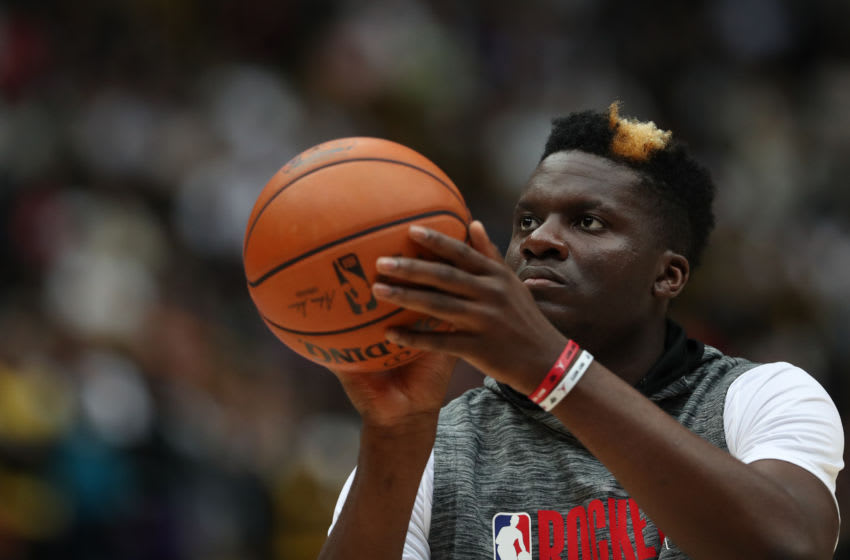 Cleveland Cavaliers Clint Capela (Photo by Takashi Aoyama/Getty Images)