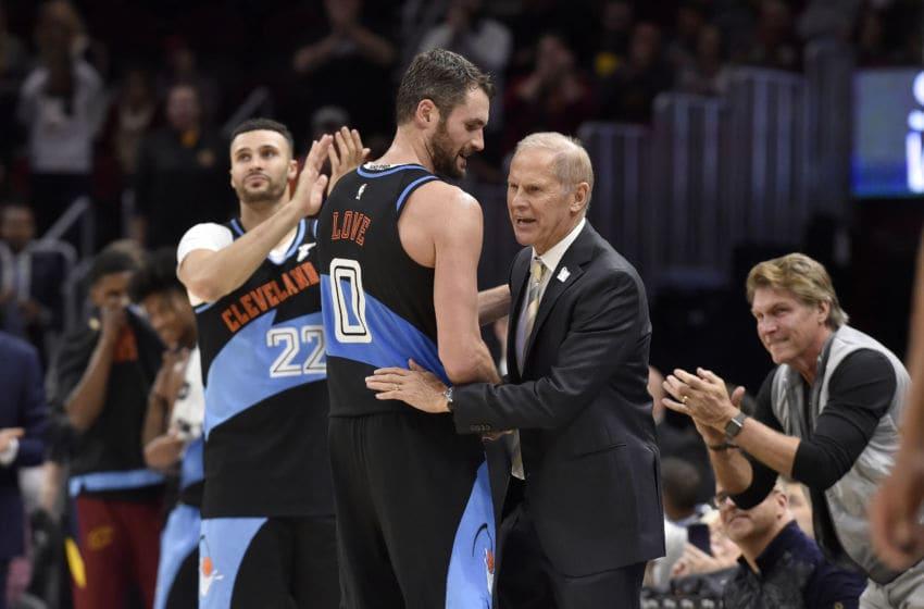 Cleveland Cavaliers John Beilein (Photo by Jason Miller/Getty Images)