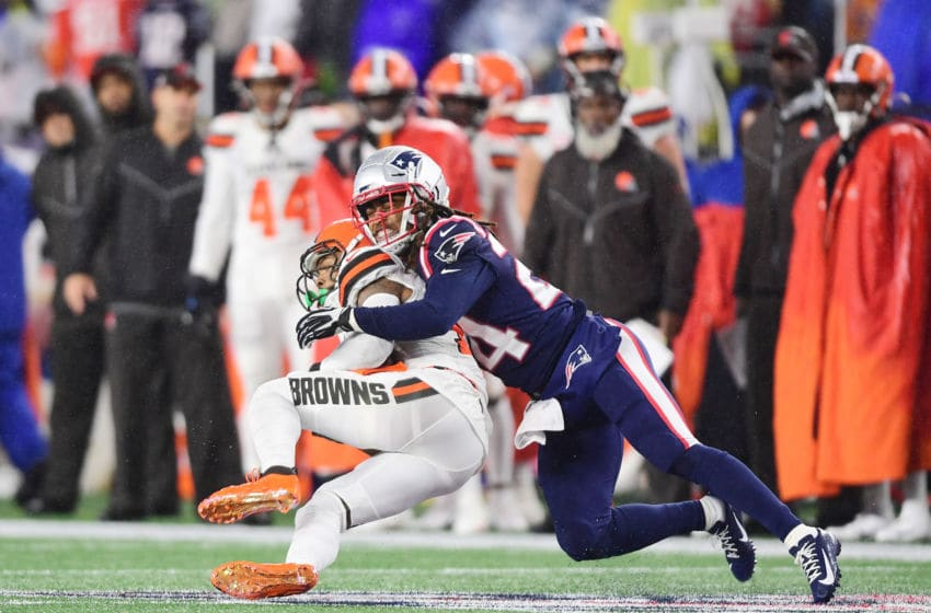 Cleveland Browns Odell Beckham (Photo by Billie Weiss/Getty Images)