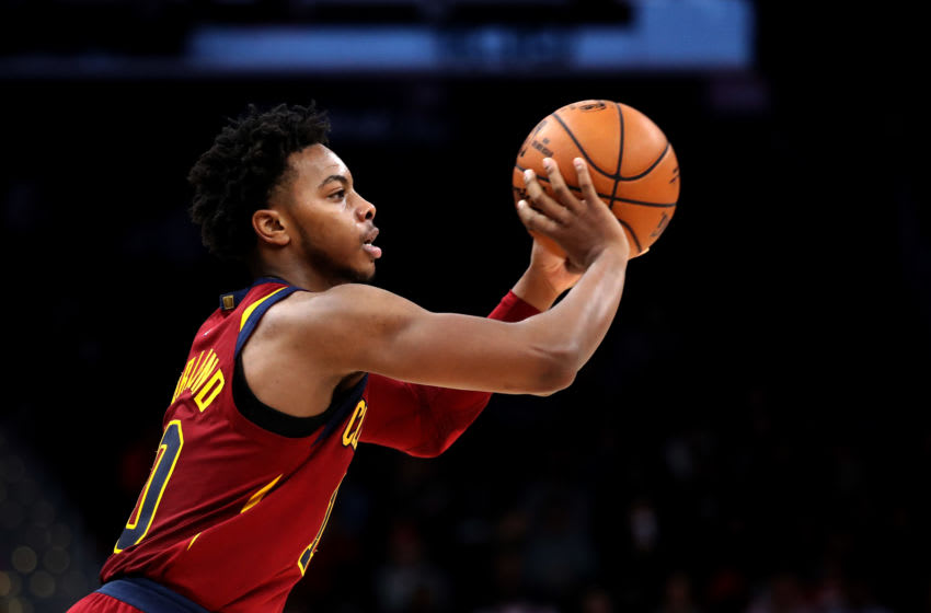 Cleveland Cavaliers Darius Garland (Photo by Rob Carr/Getty Images)
