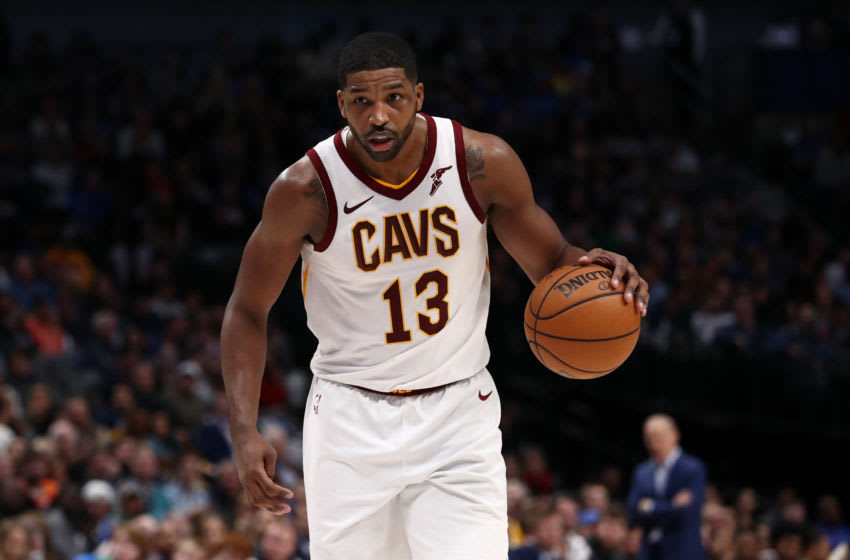 Cleveland Cavaliers Tristan Thompson (Photo by Ronald Martinez/Getty Images)