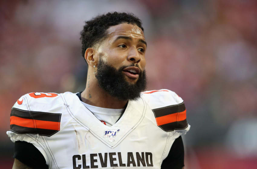 Cleveland Browns Odell Beckham (Photo by Christian Petersen/Getty Images)
