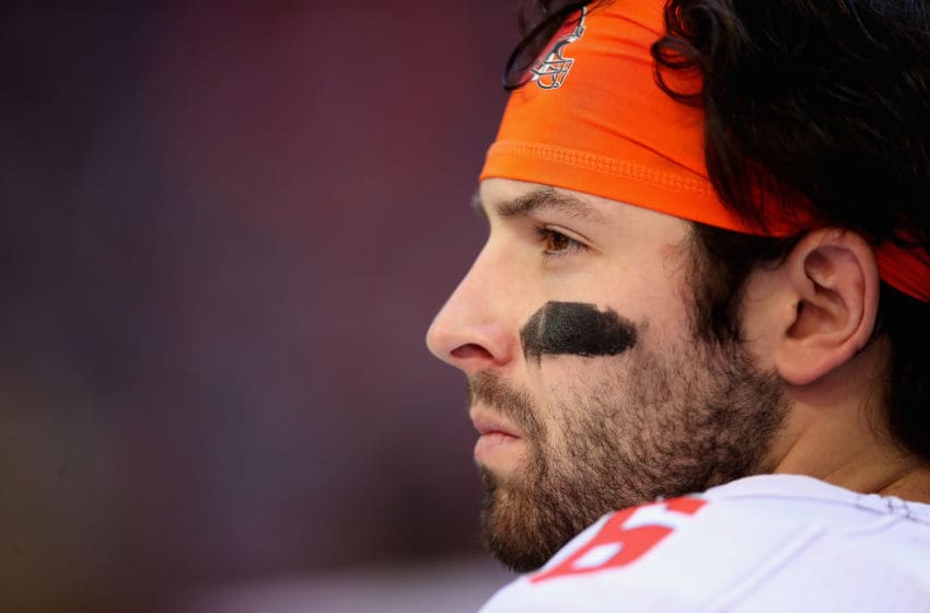 Cleveland Browns Baker Mayfield (Photo by Christian Petersen/Getty Images)