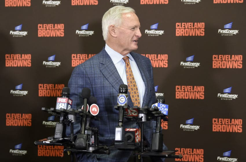 Cleveland Browns Jimmy Haslam (Photo by Jason Miller/Getty Images)