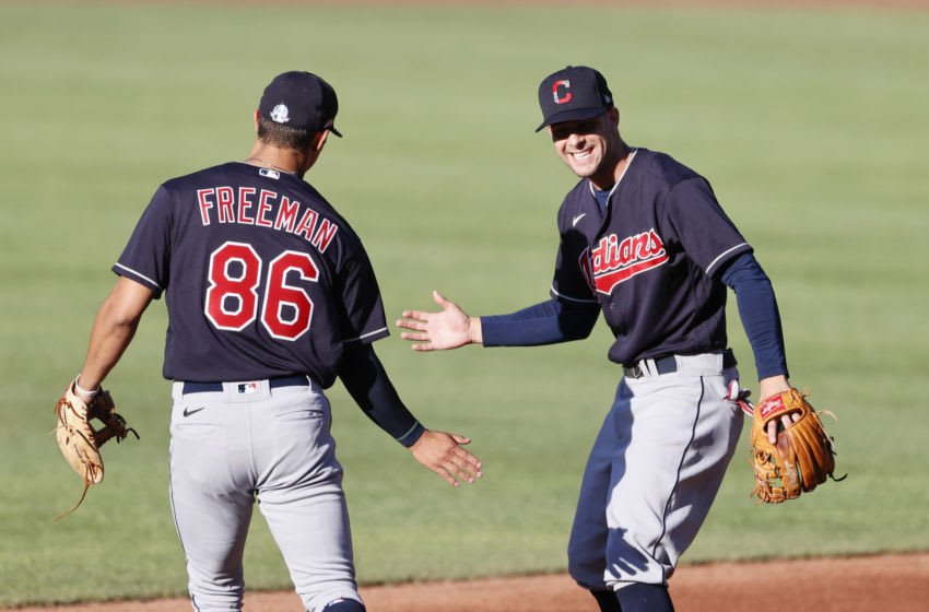 Cleveland Indians (Photo by Ron Schwane/Getty Images)