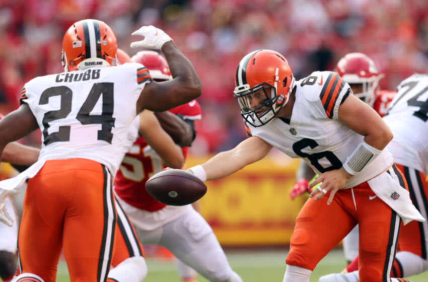 Cleveland Browns (Photo by Jamie Squire/Getty Images)