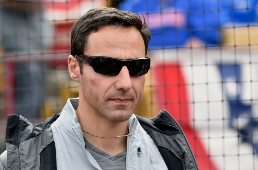 Cleveland Indians Chris Antonetti (Photo by David J. Becker/Getty Images)