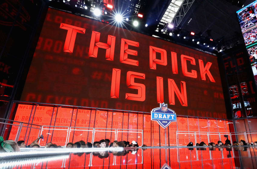 Cleveland Browns NFL Draft (Photo by Ronald Martinez/Getty Images)