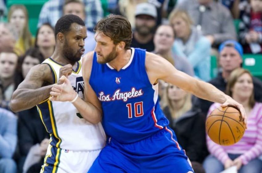Although they didn't have much money to work with, the Los Angeles Clippers were able to have a very good offseason thanks to the signings of Spencer Hawes and Jordan Farmar, among others Mandatory Credit: Russ Isabella-USA TODAY Sports