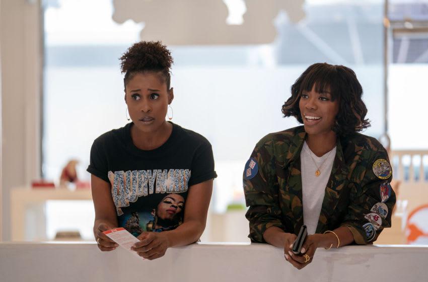 Insecure Episode 19 (season 3, episode 3), debut 8/26/18: Issa Rae, Yvonne Orji. photo: Merie W. Wallace/HBO