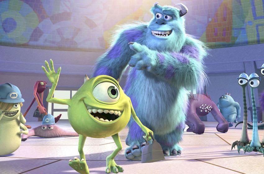 Monsters Inc / Pixar Disney
