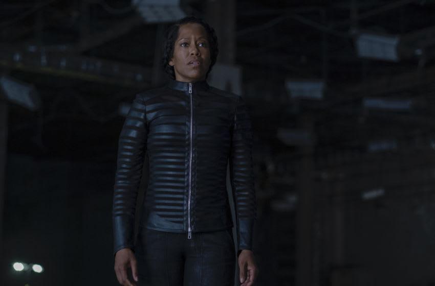 Watchmen. Regina King.. Photo: Mark Hill/HBO