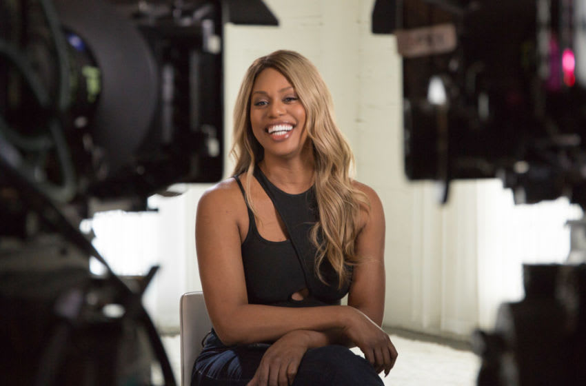 Laverne Cox in Disclosure: Trans Lives on Screen (2020). Image via Sundance.