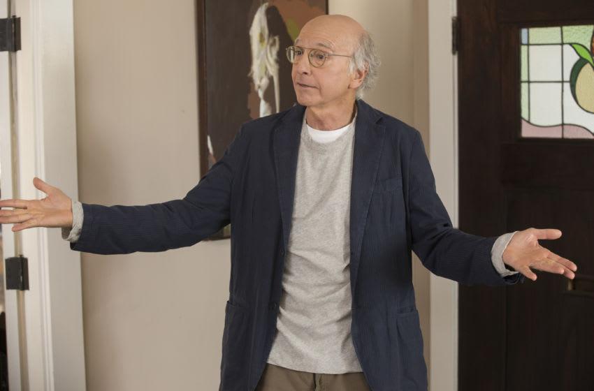 Curb your Enthusiasm. Episode 81 (season 9, episode 1), debut 10/1/17: Larry David. photo: John P. Johnson/courtesy of HBO
