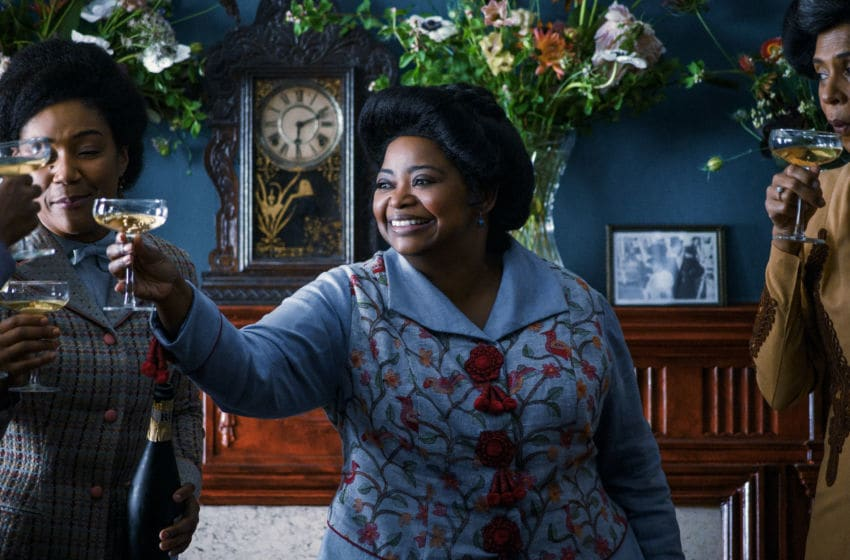 Octavia Spencer in Self Made: Inspired by the Life of Madam C.J. Walker. Amanda Matlovich/Netflix.