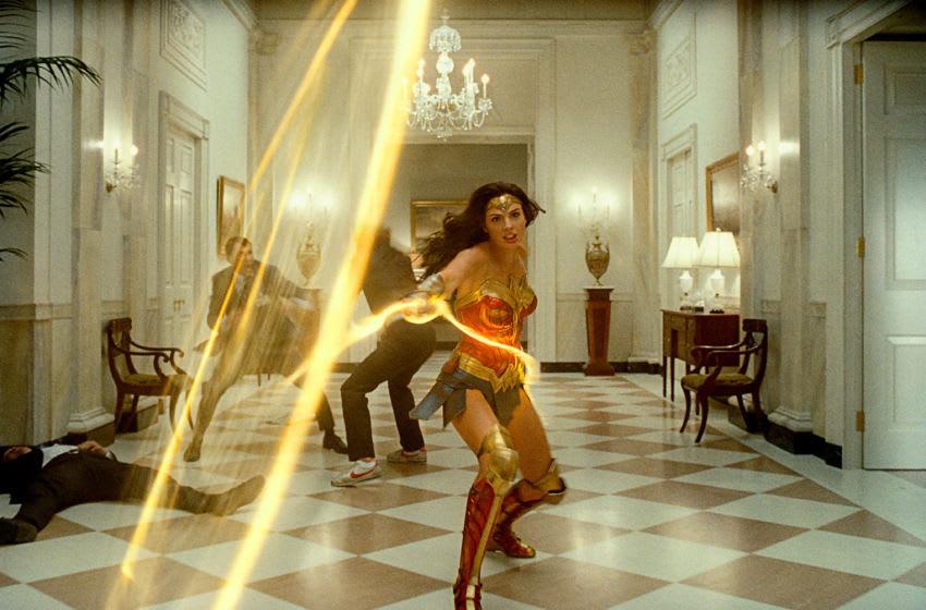 """GAL GADOT as Wonder Woman in Warner Bros. Pictures' action adventure """"WONDER WOMAN 1984,"""" a Warner Bros. Pictures release."""
