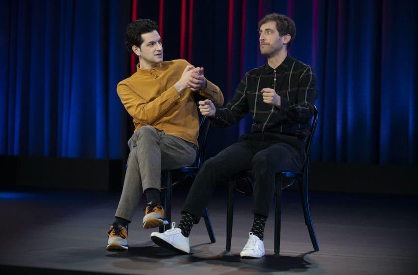 Middleditch And Schwartz Comedy Special 2019. Photo: Netflix.