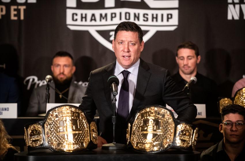 Peter Murray PDG de la Professional Fighters League (photo via PFL)