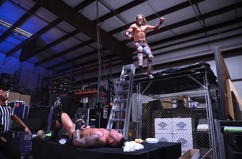 WrestleMania 36 (photo via WWE, inc)