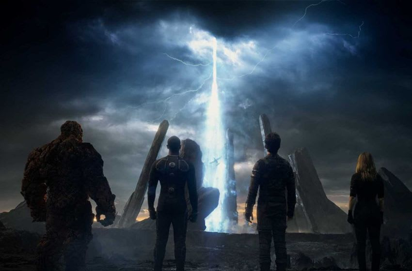 Fantastic Four with Jamie Bell, Michael B. Jordan, Kate Mara, Miles Teller. © 2014 Marvel & Twentieth Century Fox Film Corporation.
