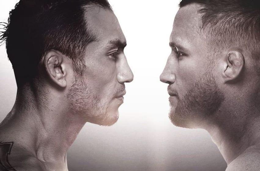 UFC 249: Tony Ferguson contre Justin Gaethje (via UFC)