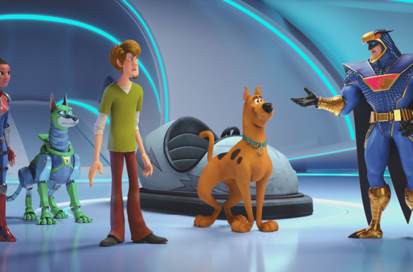 SCOOB! Copyright: © 2020 Warner Bros. Entertainment Inc. All Rights Reserved. Photo Credit: Courtesy of Warner Bros. Pictures