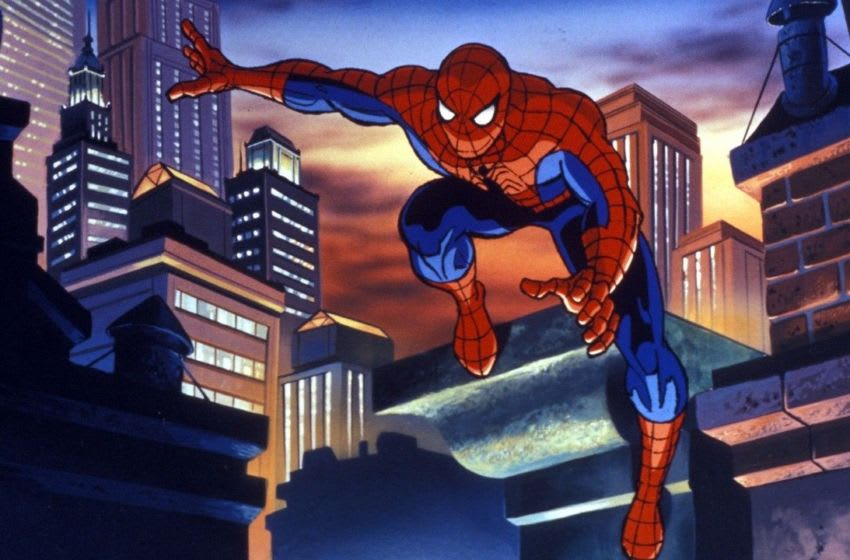 Spider-Man: The Animated Series (1994). Photo: Marvel.