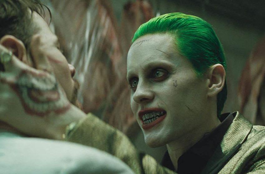 Jared Leto, Ike Barinholtz in Suicide Squad. Photo courtesy of Warner Bros. Picture - © 2016 Warner Bros. Entertainment Inc., Ratpac-Dune Entertainment LLC and Ratpac Entertainment, LLC