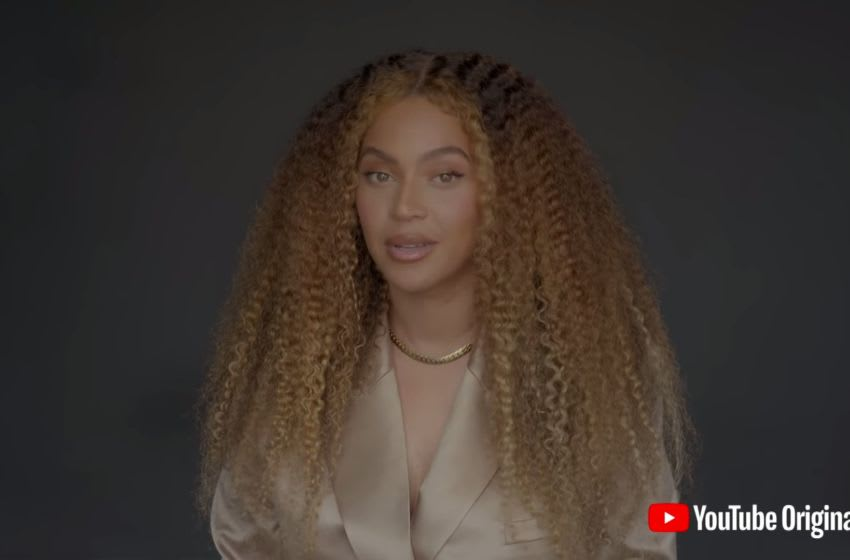 Beyoncé Commencement Speech | Dear Class Of 2020. Photo credit: YouTube.
