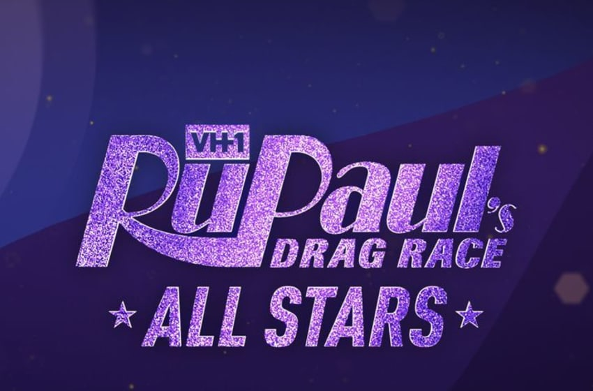 Logo for RuPaul's Drag Race All Stars season 5. Photo: VH1.