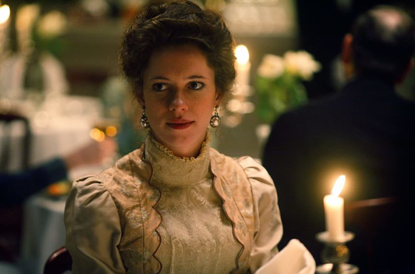 Rebecca Hall in The Prestige (2006) / Photo by Stephen Vaughan - © Touchstone Pictures and Warner Bros. Pictures. All Rights Reserved