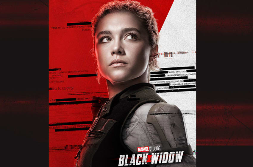 Florence Pugh as Yelena in Black Widow (2020). Photo: Marvel.