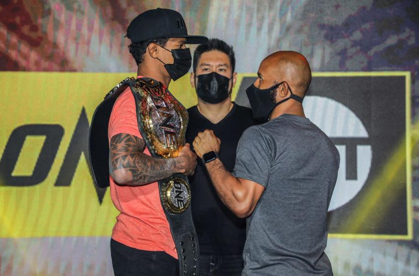 Adriano Moraes vs. Demetrious Johnson
